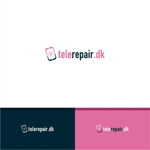 telerepair logo design