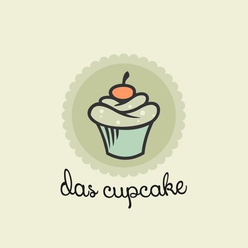 Logo for Das Cupcake