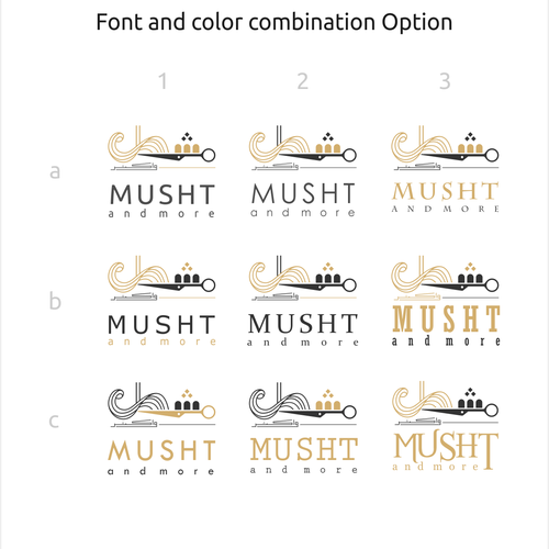 Musht logo