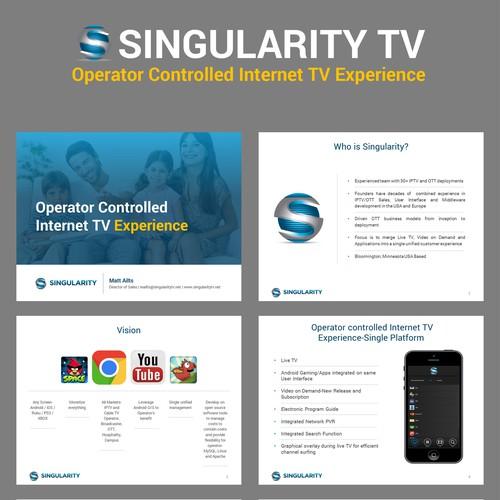 Singularity Powerpoint Presentation