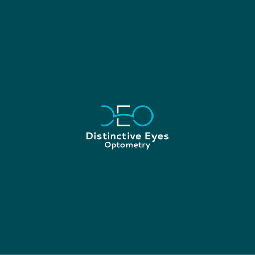 Logo for Distinctive Eyes Optometry (DEO)