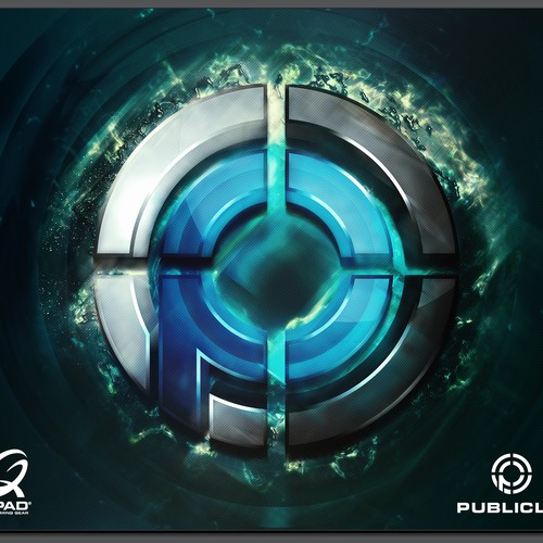 Create QPAD Mousepad design for a world leading gaming organization!