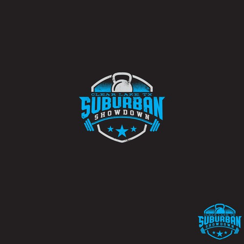 Logo for a Crossfit Competition