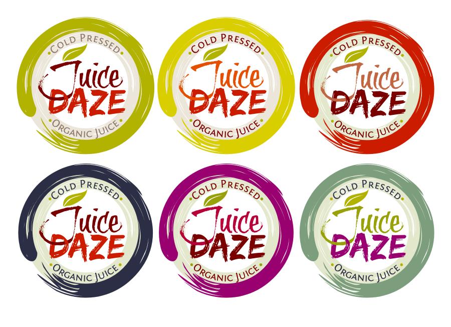 Juice Daze Logo