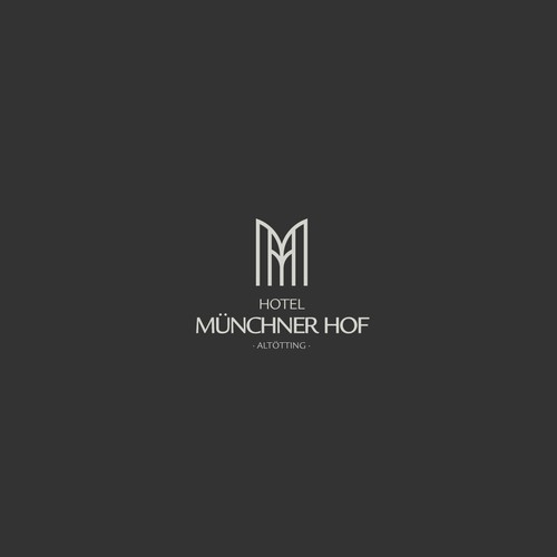 "Logo for ""Müncher Hof Hotel""."