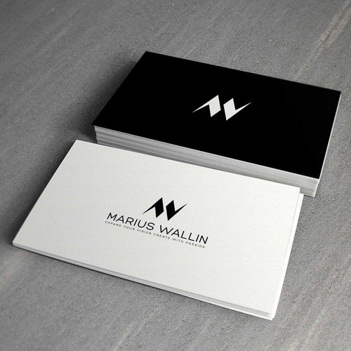 Artistic logo for use in tutorials and photography