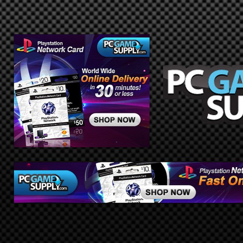Banner Ad Pc Game Supply