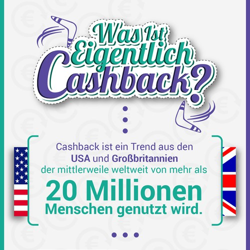 Infographic for Cashback Platform