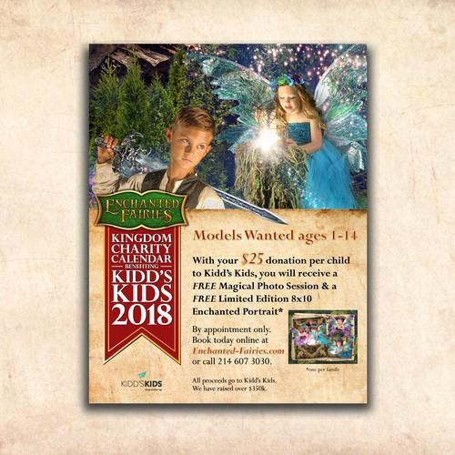 Enchanted Fairies Flyer