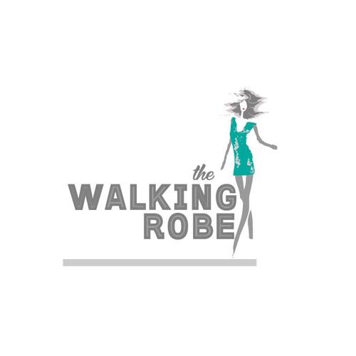 logo for The Walking Wardrobe