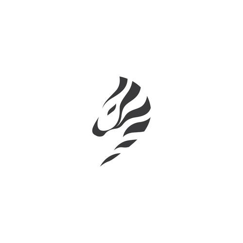 Animal Mono Style Logo