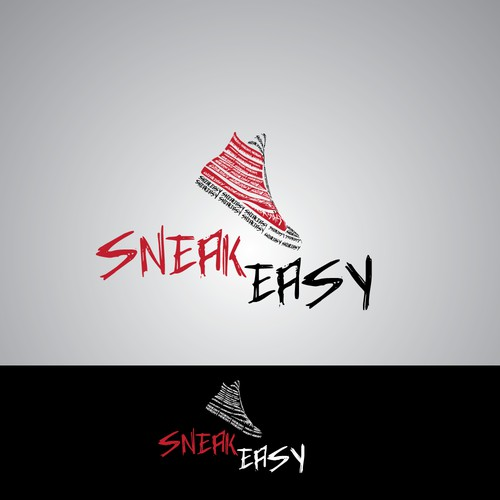 New logo wanted for Sneakeasy