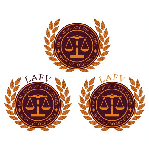 New and Original Law Firm Logo