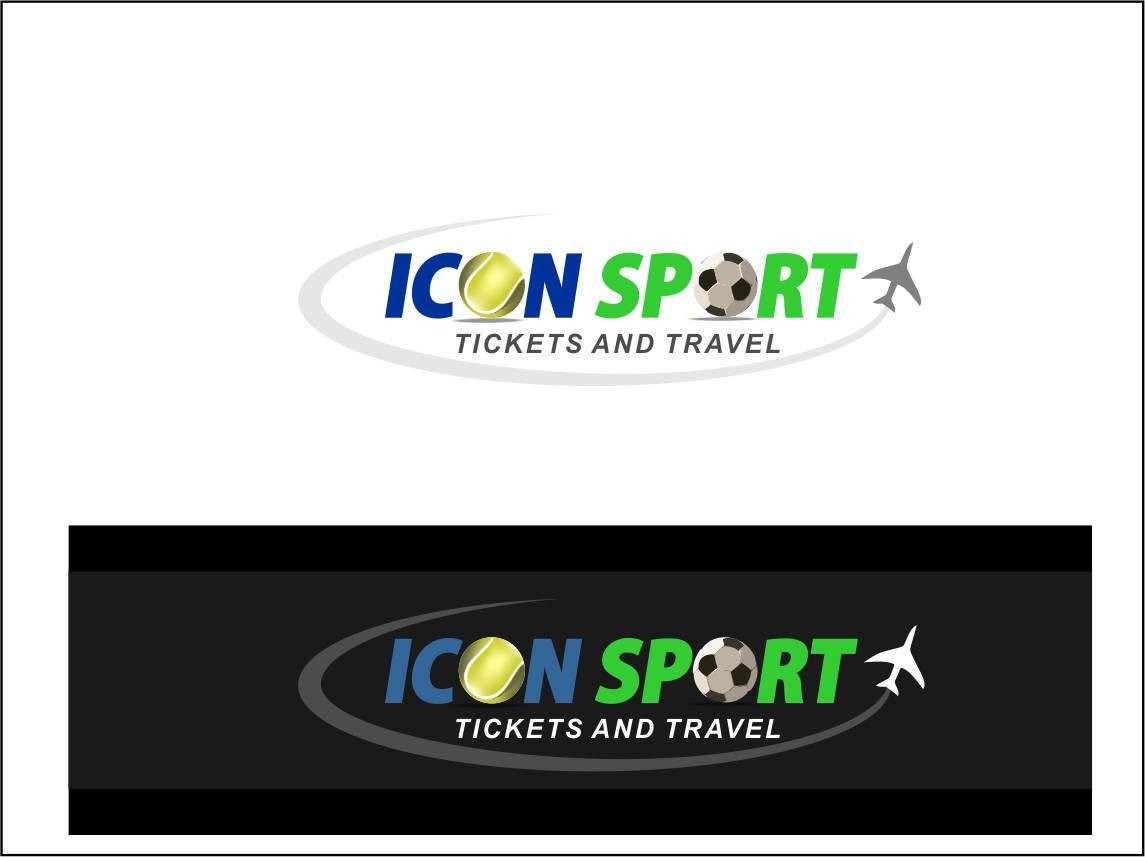 Help Icon Sport with a new logo
