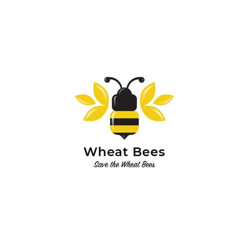 Wheat Bees logo