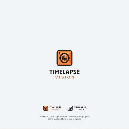 TimeLapse Logo and Business Card