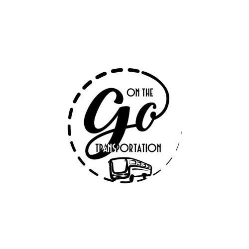 On The Go Transportation Logo Design