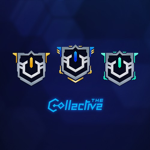 The Collective Badges & UI Elements
