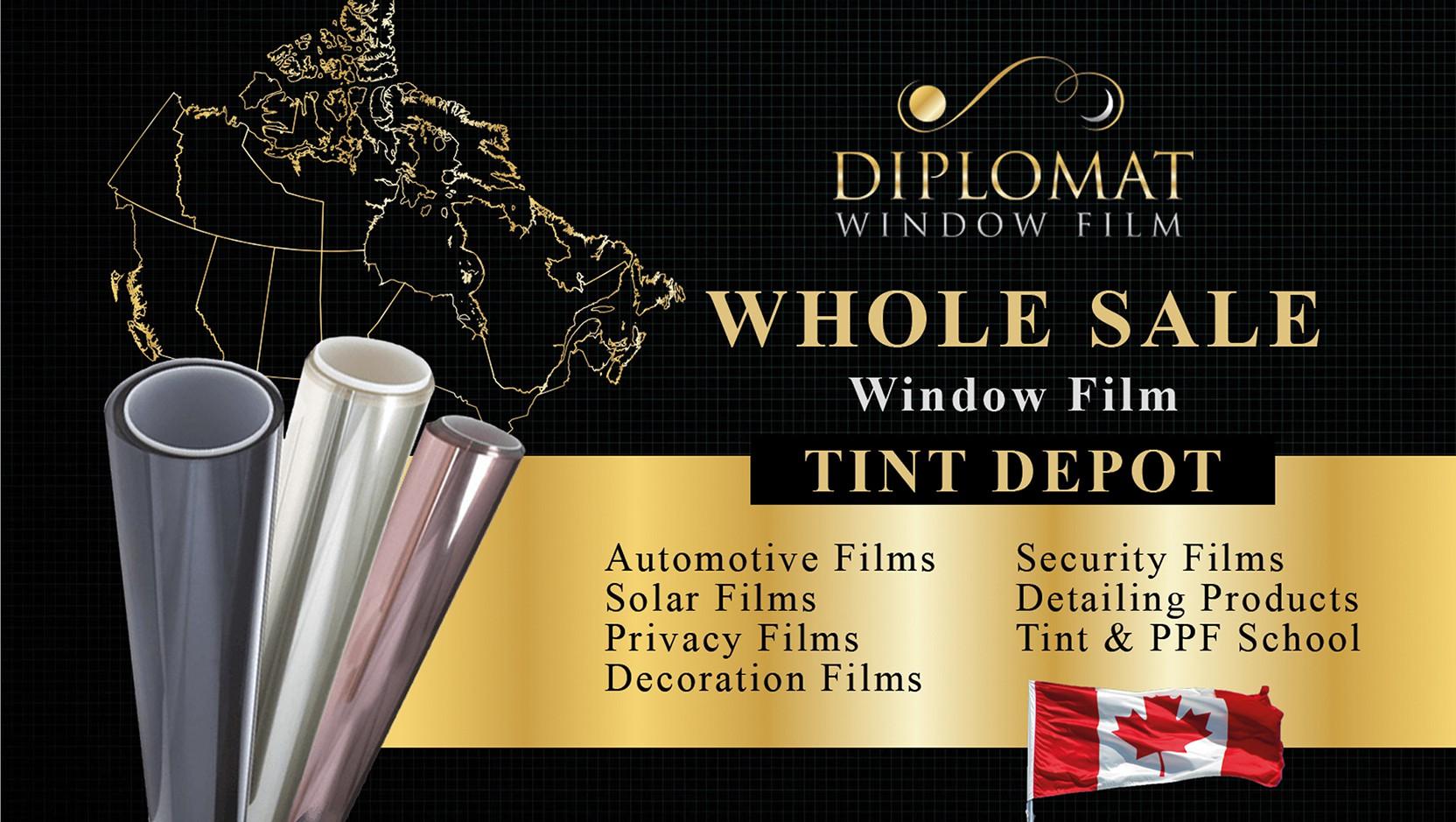 whole sale tint depot