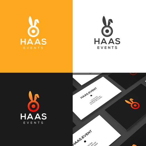 Conceptual design for Haas Events