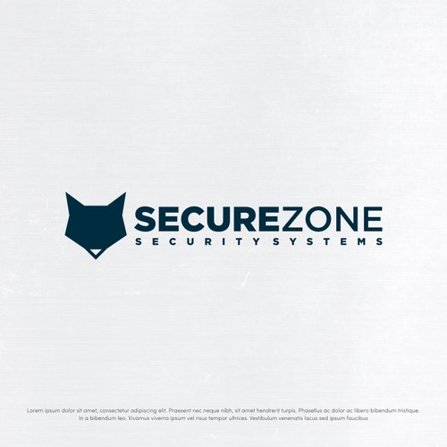 Simple logo for Secure Zone