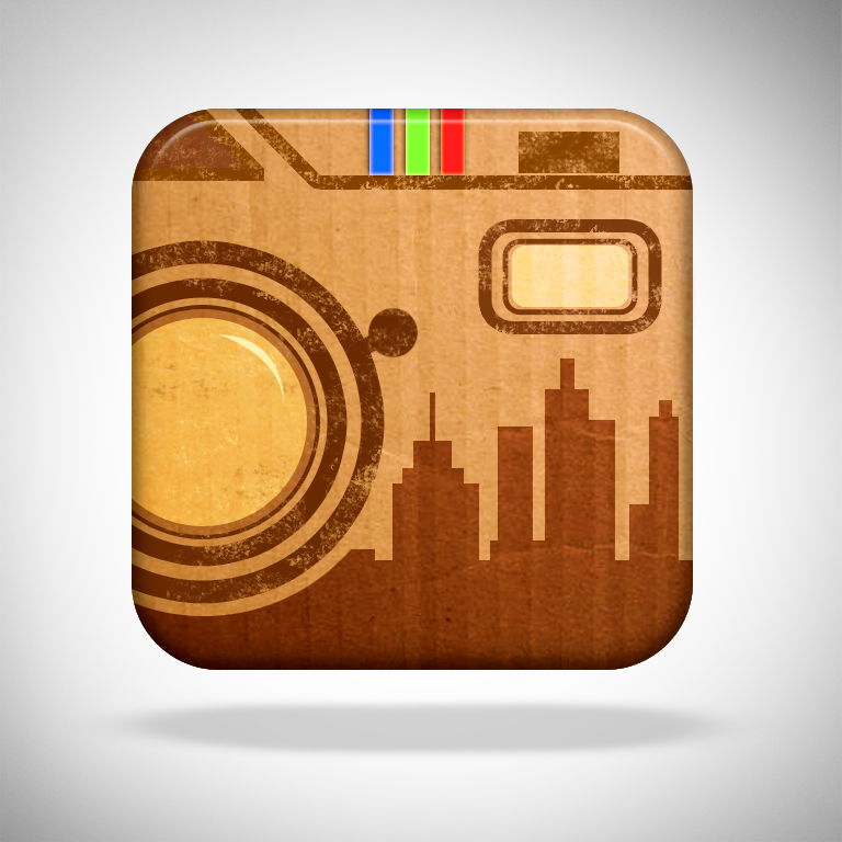 Design a Photo Sharing Game iOS App Icon and Logo!
