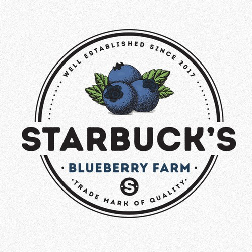Starbuck's blueberry farms
