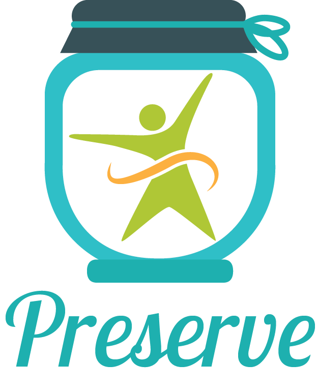 """Need a fresh, modern, and playful logo design for a Kombucha, Kefir and probiotic foods app called """"Preserve"""""""