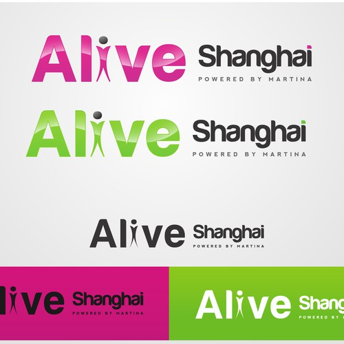 Help Alive Shanghai with a new logo
