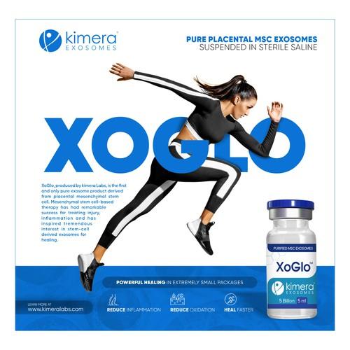 Advertisment for Kimera Exosomes