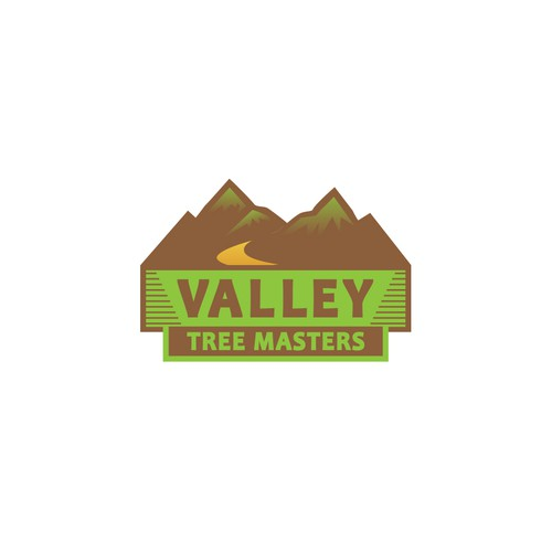 Valley Tree Master Logo Design
