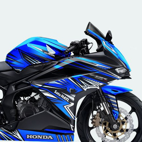 Honda CBR 250RR livery Lightning Garuda