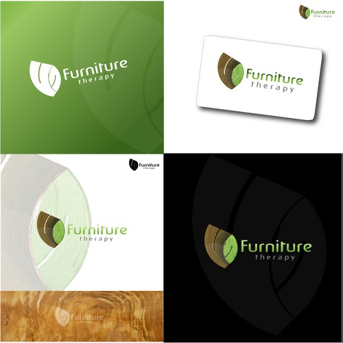 Furniture Therapy needs a new logo