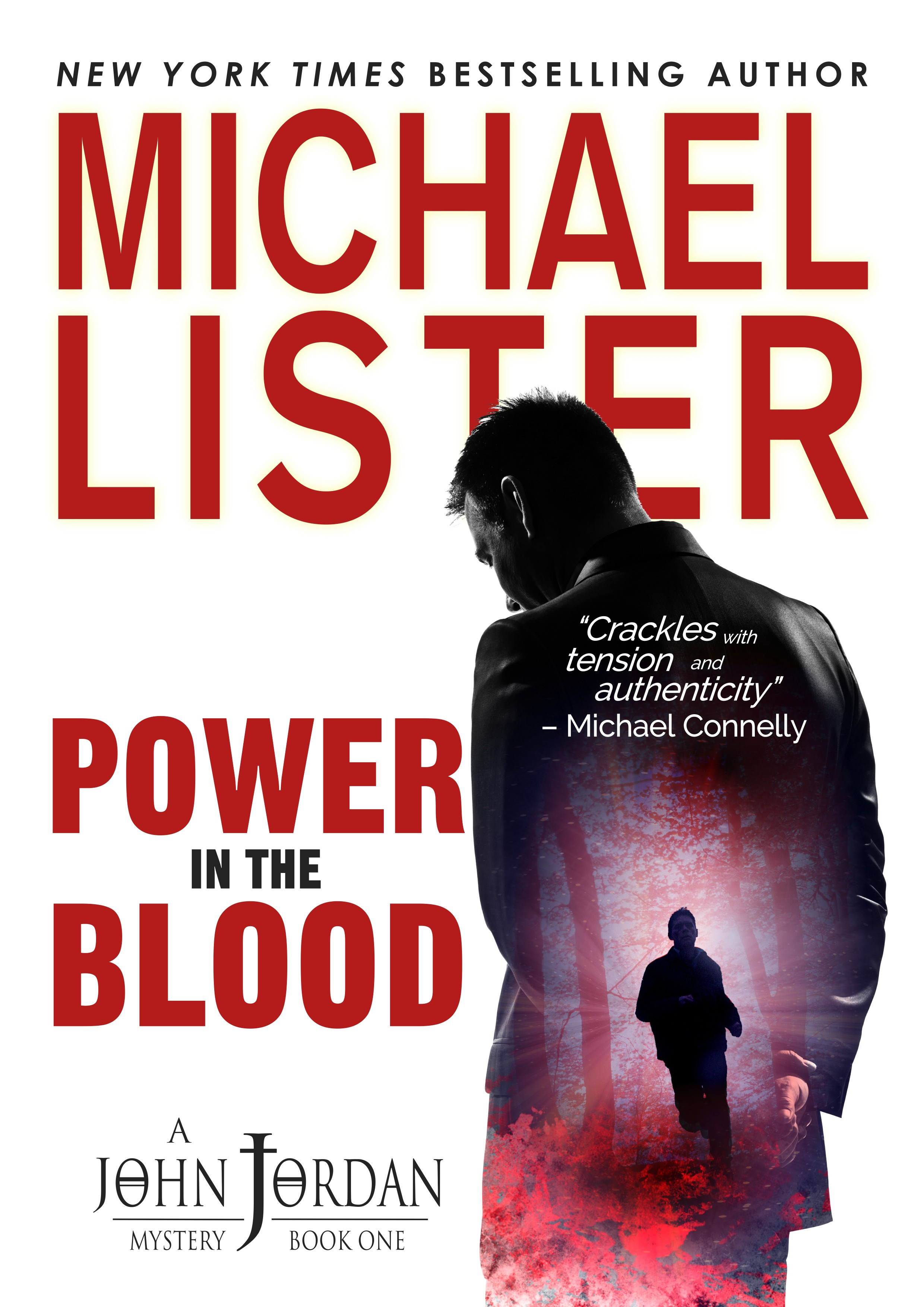 Crime Fiction Book Cover Design for New York Times Bestselling and Award-winning Book