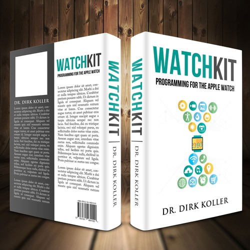 Book cover for WatchKit-Programming Book