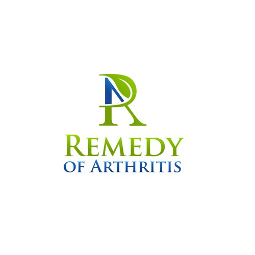Remedy of Arthritis Logo