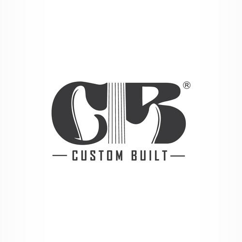 Fender Custom Built (or just Custom Built if not incorporating Fender logo) needs a new logo