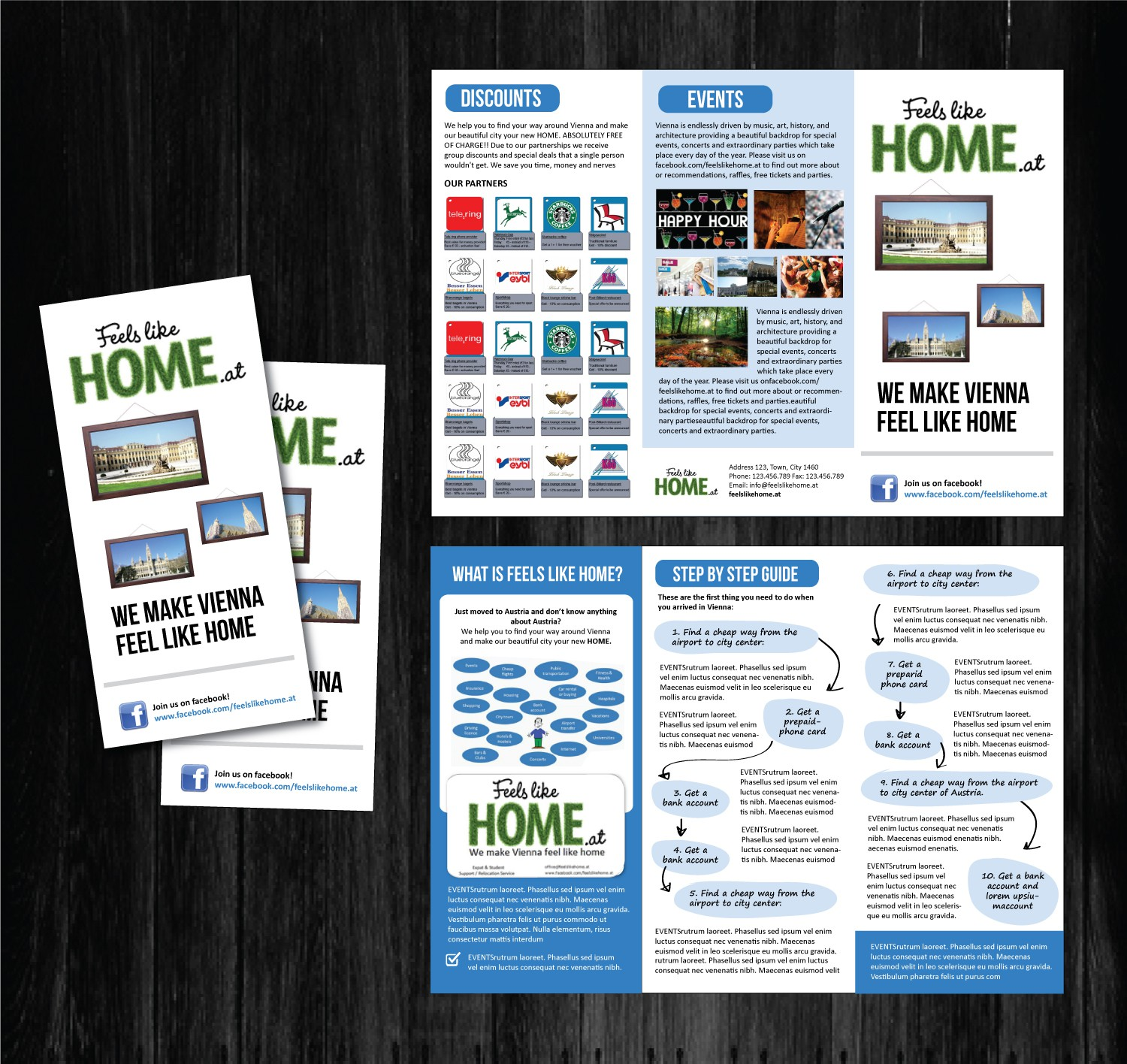 New print or packaging design wanted for Feelslikehome