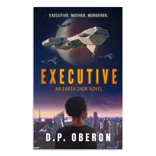 Executive - ebook cover
