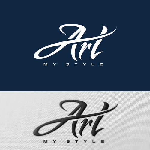 Create the next logo for Art