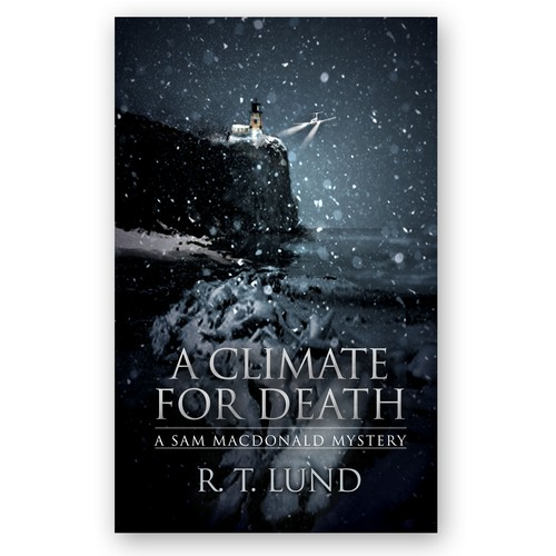 "cover for ""A Climate for Death"""