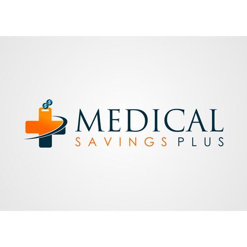 Create a strong trust inspiring medical savings plan logo for Medical Savings Plus!