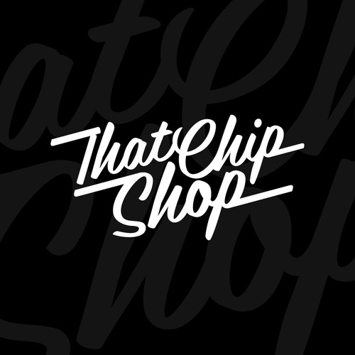 Logo Design for mobile food truck - That Chip Shop