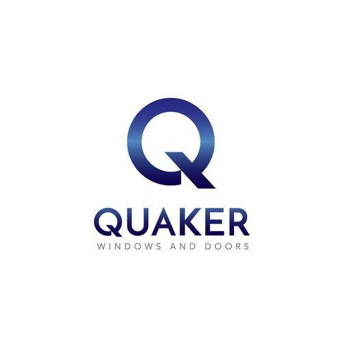 Logo Design for Quaker Commercial