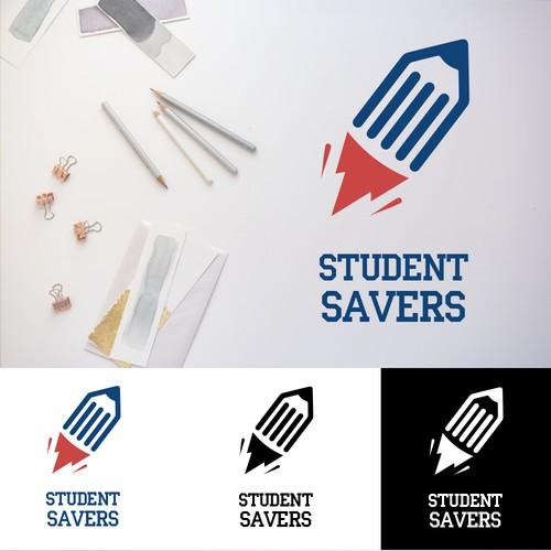 Logo for innovative school supplies company