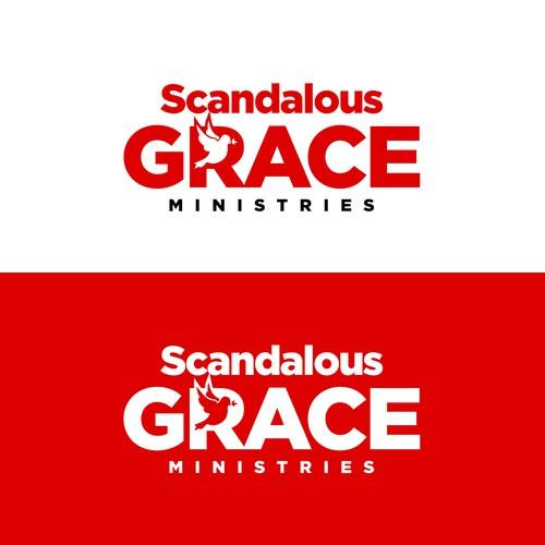 Scandalous Grace Ministries Logo