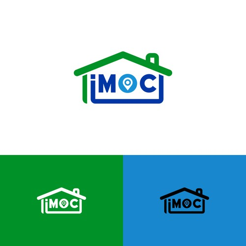 Logo concept for IMOC Solutions