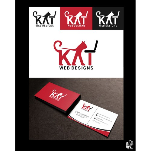 GUARANTEED PRIZE - Creative & Unique Logo for Kat Web Designs
