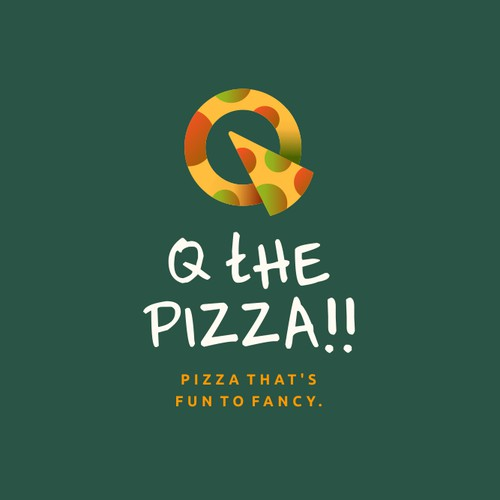 Q THE PIZZA!!