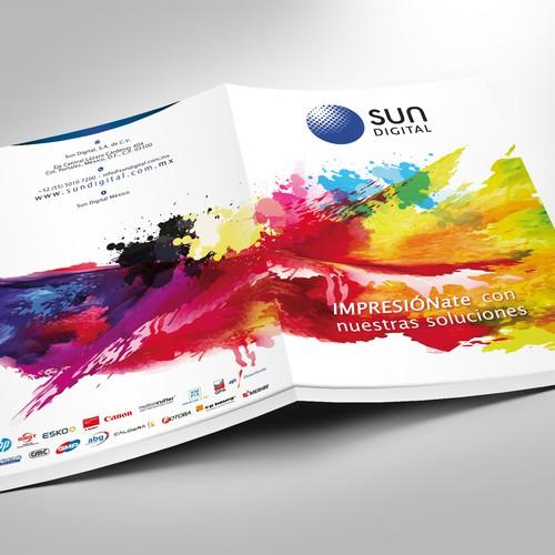 brochure sun digital